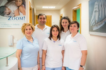 equipo clinica dental