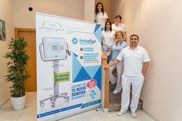 tecnologia ortodoncia invisible invisalign