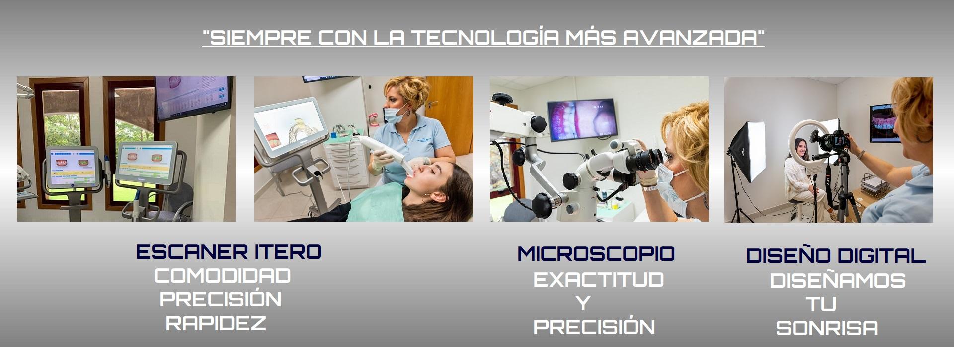 TECNOLOGIA EN CLINICA DENTAL CORUÑA CARRASCO Y GARCÍA